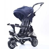 New Arrival Baby Tricycle with Canopy/Kids Push Tricycle Wholesale/Kids Metal Tricycle for Sale (SF-TCHIC-2)