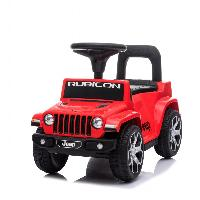 Licensed Jeep Wrangler Rubicon Toy Car Slide Foot to Floor in Kids Ride on Car (ST-FKP03A)
