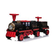 Newest Popular Removable Battery Powerful Kids Ride on Car Train with Many Trailer (ST-D1919)