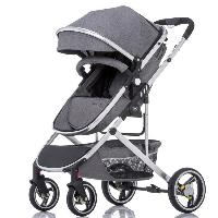 Multi-color Optional Linen/Lycia Canopy Fabric Aluminum Alloy Baby Stroller (SF-S0808C)