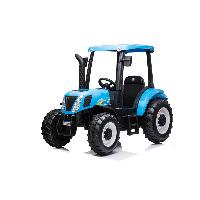 Licensed HOLLAND T7 Kids Agricultural Vehicle Toy Car Kids Ride on Electric Tractor with Roof (ST-HA011)